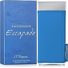 Dupont Passenger Escapade Men - Туалетна Вода — фото N2