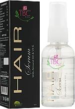 Спеціальна сироватка для волосся - TBC Hair Serum With Almond Oil and Vitamin E — фото N1