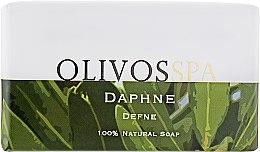"""Духи, Парфюмерия, косметика Натуральное оливковое мыло """"Экстракт дафны"""" - Olivos Spa Series Dafhne"""