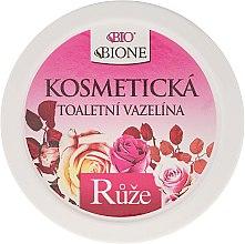 Духи, Парфюмерия, косметика Косметичекий вазелин - Bione Cosmetics Cosmetic Vaseline With Rose Oil