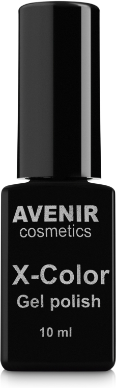 Гель-лак для ногтей - Avenir Cosmetics X-Color Gel Polish
