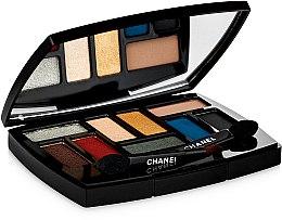 Палетка теней для век - Chanel Les 9 Ombres Quintessence — фото N3