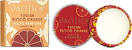 Духи, Парфюмерия, косметика Pacifica Tuscan Blood Orange - Сухие духи