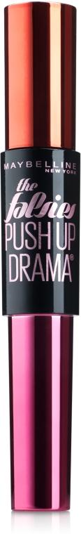 Тушь для ресниц - Maybelline New York The Falsies Push Up Drama