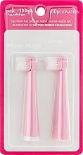 Духи, Парфюмерия, косметика Сменная насадка для электрической зубной щетки, розовая - WhiteWash Laboratories Toothbrush