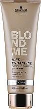 Духи, Парфюмерия, косметика Шампунь-бондинг для холодных оттенков блонд - Schwarzkopf Professional Blondme Tone Enhancing Bonding Shampoo Cool Blondes