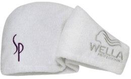 Духи, Парфюмерия, косметика Тюрбан-полотенце для сушки волос - Wella SP Turban