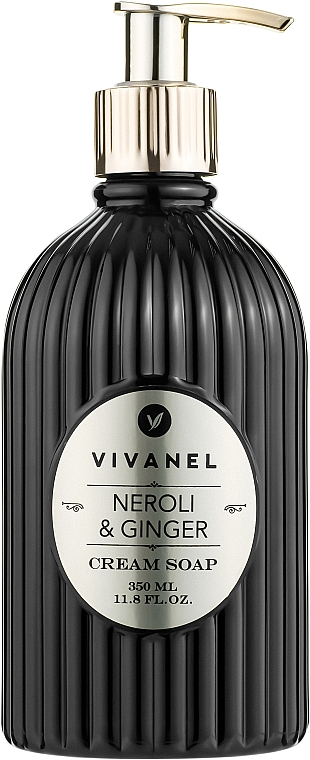 Vivian Gray Vivanel Neroli&Ginger - Крем-мыло