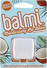 Духи, Парфюмерия, косметика Бальзам для губ - I Love… Balmi Cube Coconut Lip Balm