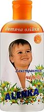 Духи, Парфюмерия, косметика Детское масло с экстрактом череды - Alenka
