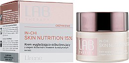 Духи, Парфюмерия, косметика Восстанавливающий разглаживающий ночной крем для лица - Lirene Lab Therapy Nourishment In-Chi Skin Nutrition 15%