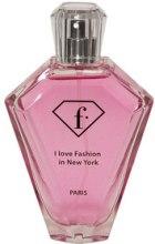 Духи, Парфюмерия, косметика Jean Jacques Vivier I Love Fashion in New York - Парфюмированная вода