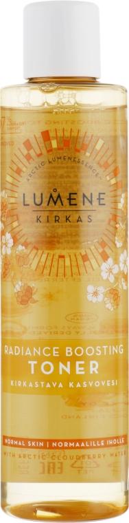 Очищающий тоник для лица - Lumene Kirkas Radiance Boosting Clarifying Toner