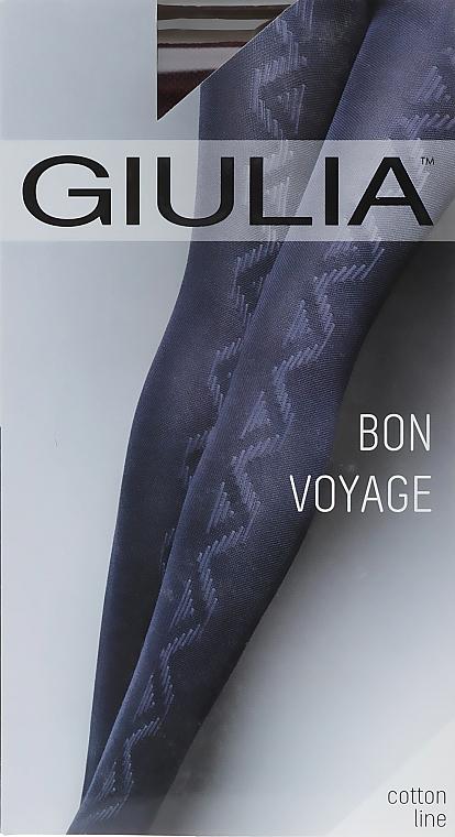 """Колготки для женщин """"Bon Voyage Model 2"""" 200 Den, marsala - Giulia"""