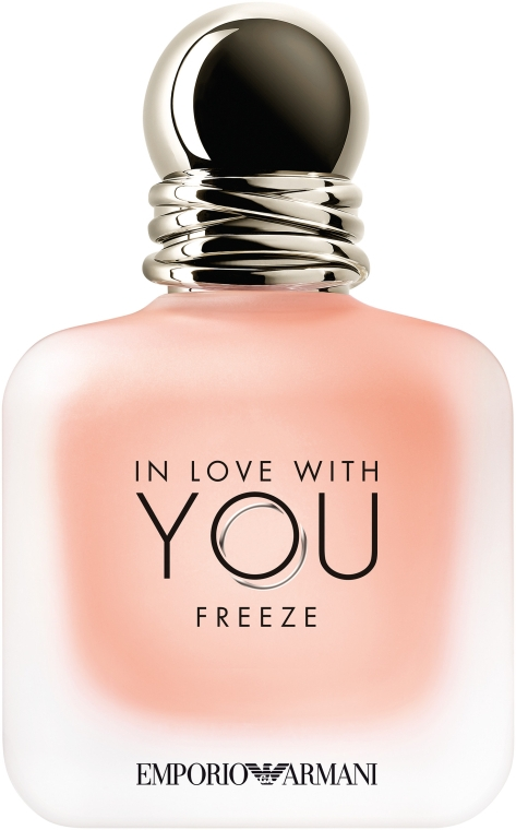 Giorgio Armani Emporio Armani In Love With You Freeze - Парфюмированая вода