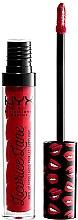 Духи, Парфюмерия, косметика Блеск для губ - NYX Professional Makeup Licorice Lane Lip Gloss