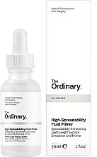 Духи, Парфюмерия, косметика Праймер для лица - The Ordinary High-Spreadability Fluid Primer