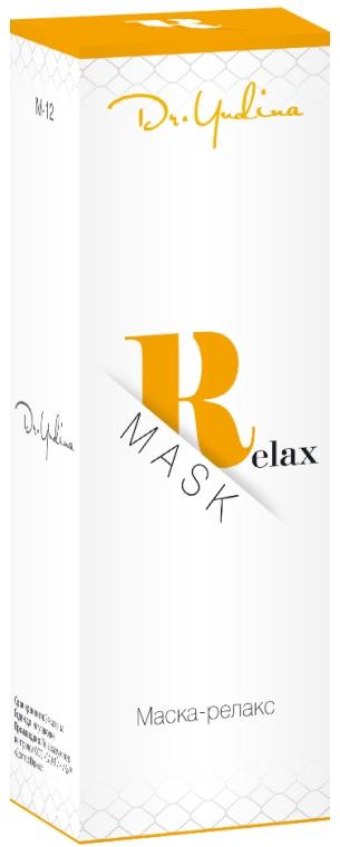 Маска на основе облепихи - Dr. Yudina Relax