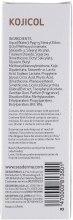 Освітлюючий крем з СЗФ 20 - SesDerma Laboratories Kojicol Skin Lightener Cream SPF 20 — фото N5