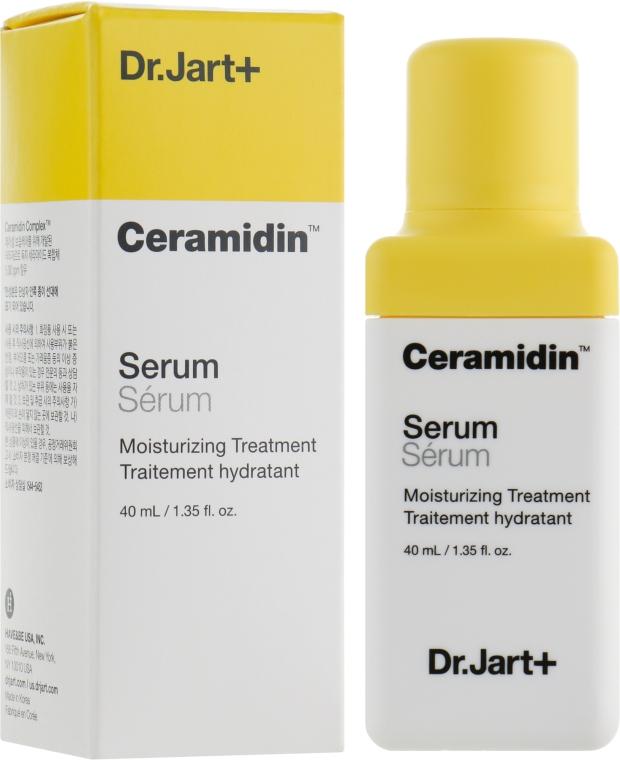 Увлажняющая сыворотка с керамидами - Dr. Jart+ Ceramidin Serum