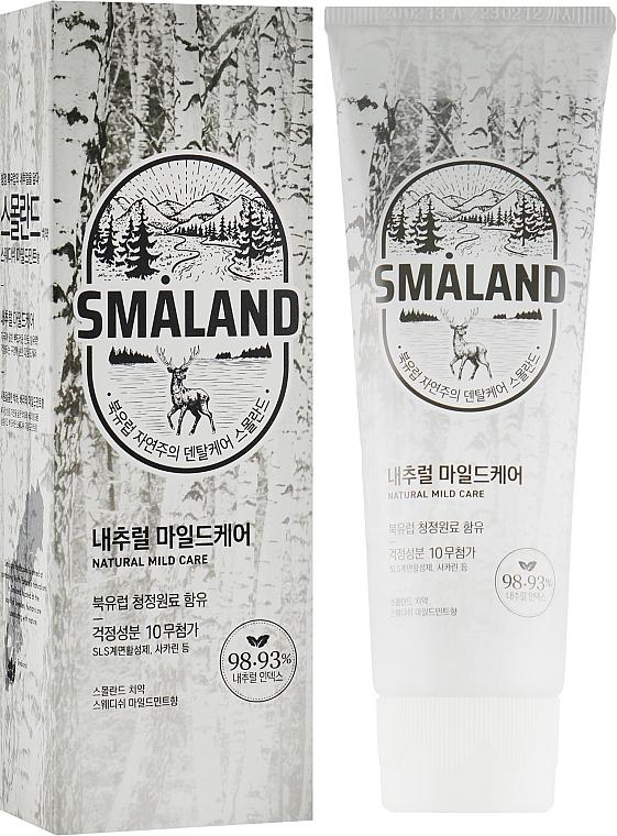 """Зубная паста """"Лесная свежесть мяты"""" - Smaland Forest Fresh Mint"""