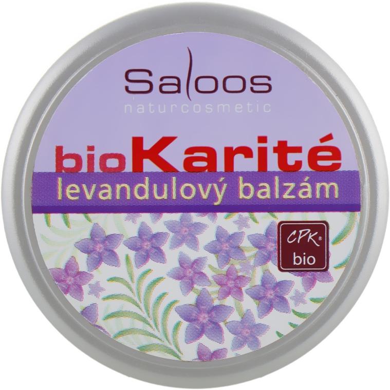 """Био-бальзам для тела """"Лаванда"""" - Saloos"""