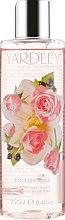 Духи, Парфюмерия, косметика Гель для душа - Yardley English Rose Body Wash