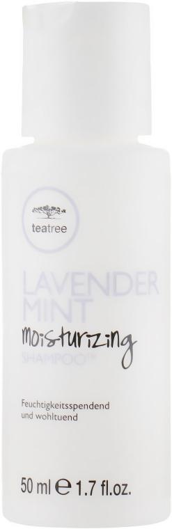 Шампунь на основе экстракта чайного дерева, лаванды и мяты - Paul Mitchell Теа Tree Lavender Mint Shampoo(мини)
