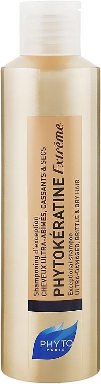 Шампунь для волос - Phyto Phytokeratine Extreme Exceptional Shampoo