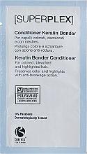 Духи, Парфюмерия, косметика Кондиционер для окрашенных и обесцвеченных волос - Barex Italiana Superplex Conditioner Keratin Bonder (пробник)