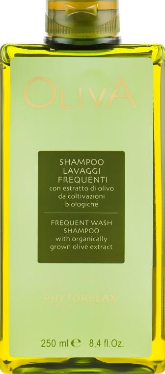 """Шампунь """"Oliva"""" - Phytorelax Laboratories Oliva Frequent Wash Shampoo"""