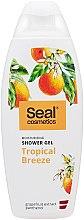 """Гель для душа """"Тропический бриз"""" - Seal Cosmetics Tropical Breeze Shower Gel — фото N1"""