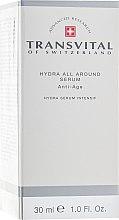 Духи, Парфюмерия, косметика Увлажняющая сыворотка для лица - Transvital Anti-Age Hydra All Around Serum