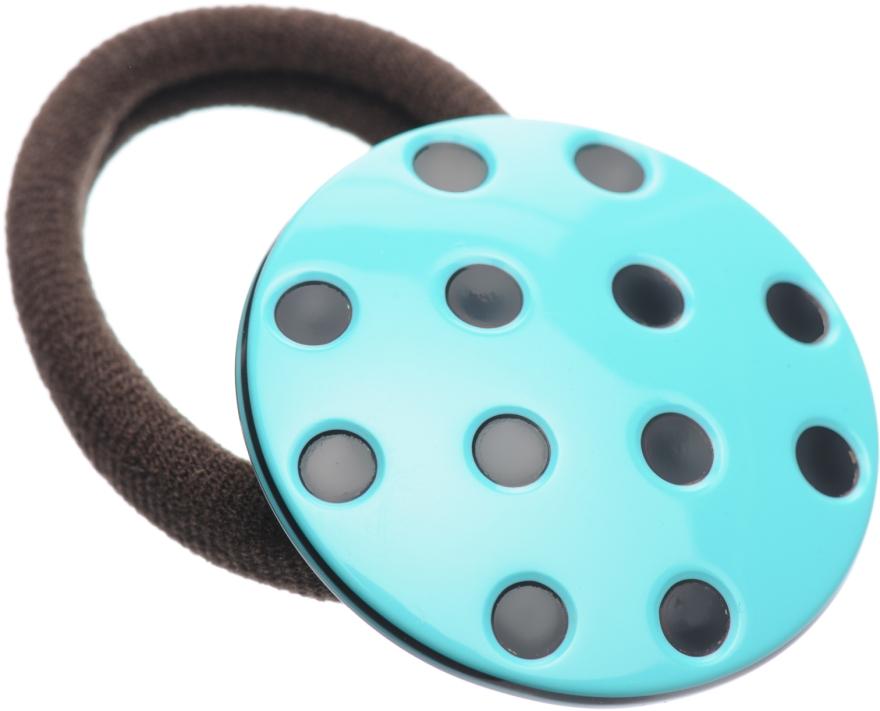 "Резинка для волос ""Turquoise Shield"" - Kosmart"
