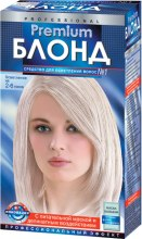 Духи, Парфюмерия, косметика Краска для волос Premium Блонд - Комби