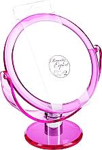 Духи, Парфюмерия, косметика Зеркало двухсторонее 499766, розовое - Inter-Vion