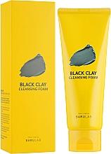 Духи, Парфюмерия, косметика Пенка для умывания с экстрактом черной глины - Barulab Black Clay Cleansing Foam