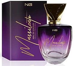 Духи, Парфюмерия, косметика NG Perfumes Massilento - Парфюмированная вода (тестер с крышечкой)