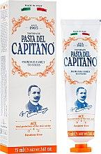 Духи, Парфюмерия, косметика Зубная паста с витаминами ACE - Pasta Del Capitano 1905 Ace Toothpaste Complete Protection
