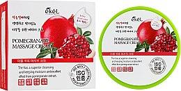 Духи, Парфюмерия, косметика Массажный крем с экстрактом граната - Ekel Pomegranate Massage Cream