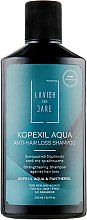 Духи, Парфюмерия, косметика Шампунь для мужчин против выпадения волос - Lavish Care Kopexil Aqua Anti-Hair Loss Shampoo