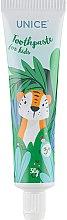 Духи, Парфюмерия, косметика Детская зубная паста - Unice Toothpaste For Kids