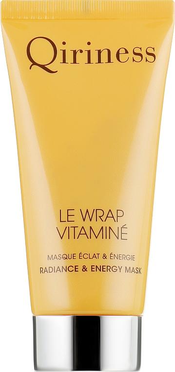 "Витаминная маска ""Энергия и сияние"" - Qiriness Radiance & Energy Mask"