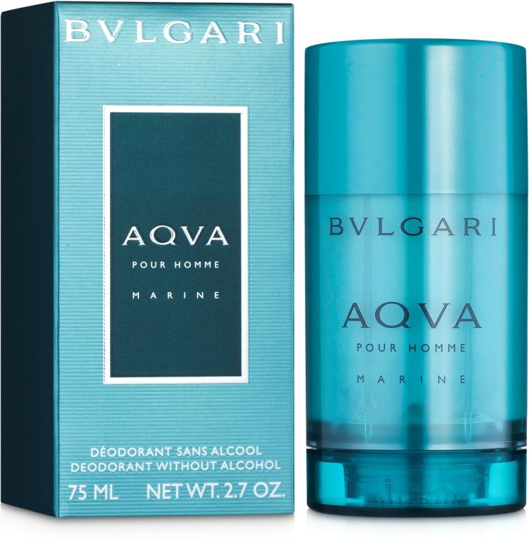Bvlgari Aqua Marine - Дезодорант-стик
