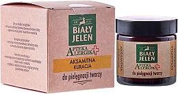 Духи, Парфюмерия, косметика Бархатный крем-уход для лица - Bialy Jelen Apteka Alergika Cream-Care For Face