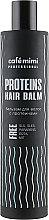 Духи, Парфюмерия, косметика Бальзам для волос с протеинами - Cafe Mimi Professional Proteins Hair Balm