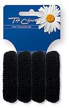 Духи, Парфюмерия, косметика Резинки для волос 4 шт, 22531 - Top Choice