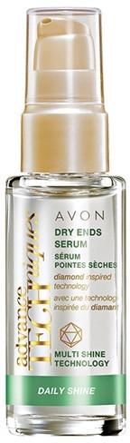 "Сыворотка для волос ""Супер блеск"" - Avon Advance Techniques Dry Ends Serum"