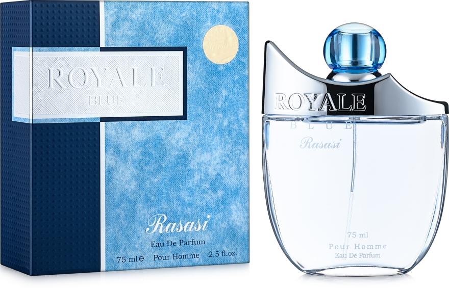 Rasasi Royale Blue Pour Homme - Парфюмированная вода — фото N1