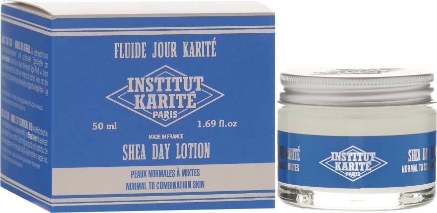Лосьон для лица дневной - Institut Karite Shea Day Lotion Milk Cream